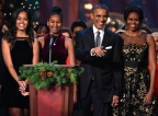 Happy Holidays From The Obamas!