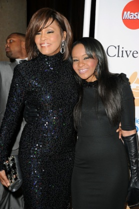 Bobbi Kristina Shares Intimate Photos Of Whitney Houston