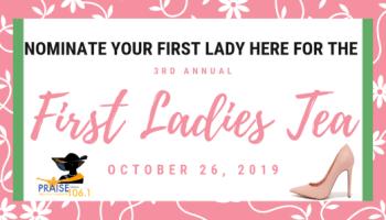 First Ladies Tea 2019