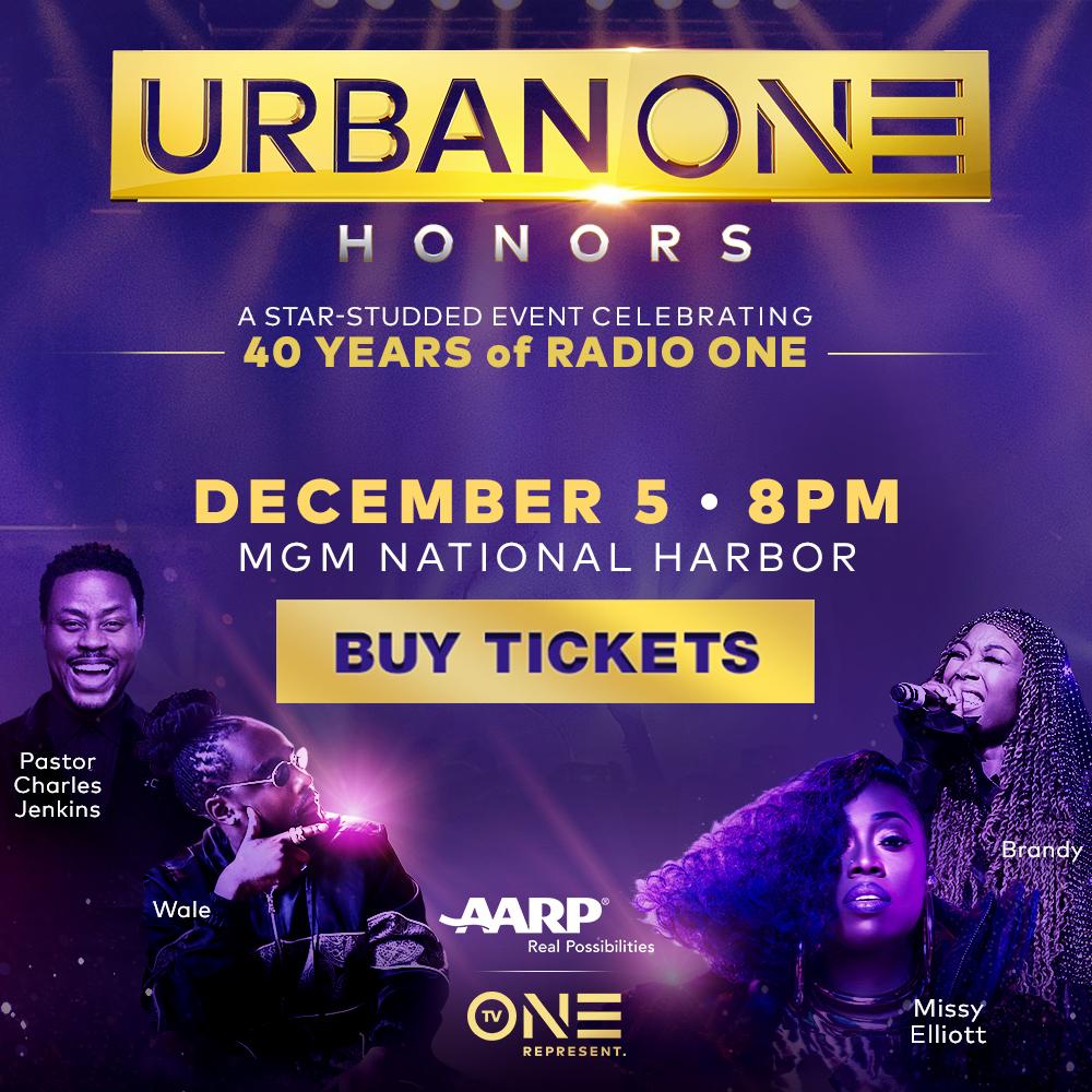 Urban One Honors AARP